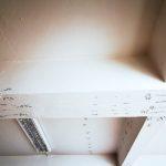 Určenie vystuženia stropnej konštrukcie pred priťažením strechy