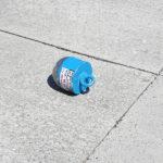 Nedeštruktívne určenie skrútenia betónových dosiek