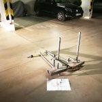 Meranie deformácie podlahy pre návrh sanácie
