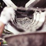 Betonáž, Čerstvý betón