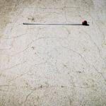 Plastické zmrašťovanie, trhliny v strope