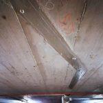 strop garáží, sanácia, oprava, zatekanie,