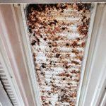 korózia, zatekanie stropu garáží, spriahnutý strop